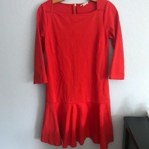 Dresses & Skirts - MAISON JULES Red Dress Size S